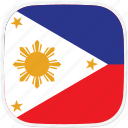 flag, philippines, ph