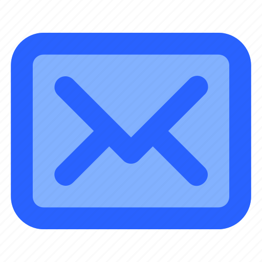 email, envelope, interface, letter, mail icon