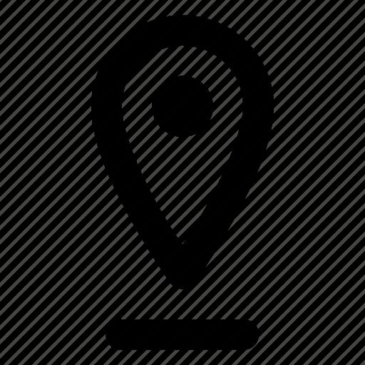 destination, gps, location, map, pin icon