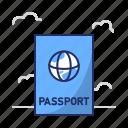 identity, passport, visa