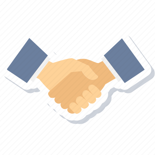 agreement, contract, cooperation, deal, handshake, partnership icon