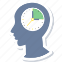 time, time management, timing icon