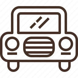 auto, car, transportation, travel icon