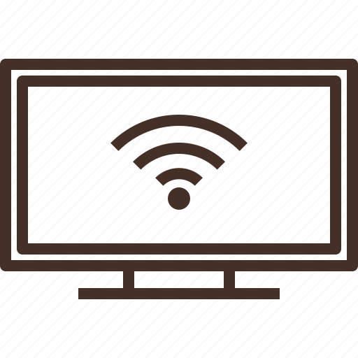 cable, internet, tv, utility icon