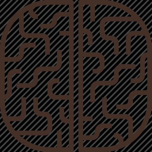 alzheimer, brain, health, human, memory, smart, stroke icon
