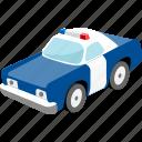 auto, car, cop, crime, criminal, police, policeman, wagon icon