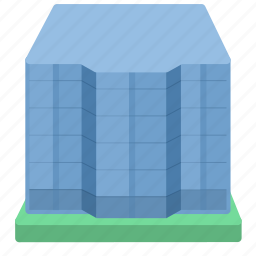 building, company, house, office icon