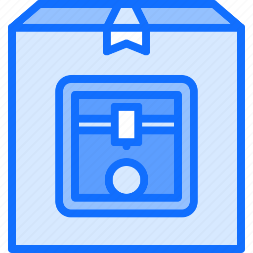 3d, box, gadget, print, printer, technology icon - Download on Iconfinder