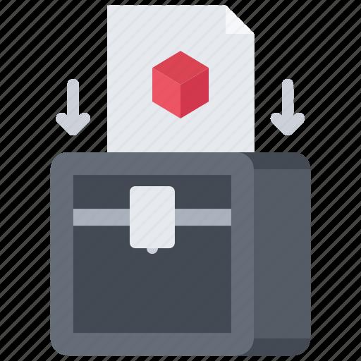3d, file, gadget, model, print, printer, technology icon - Download on Iconfinder