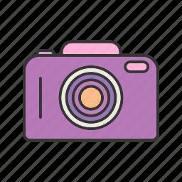 camera, multimedia, photography icon