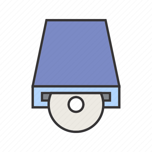 compact, disk, dvd icon