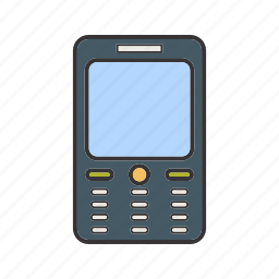 cellphone, mobile, phone icon