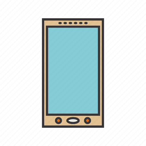 communication, mobile, phone, smart, smartphone icon
