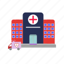 healthcare, hospital, medical icon