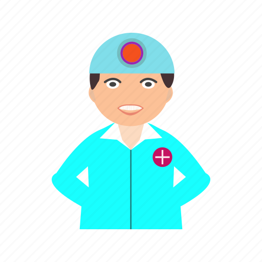 doctor, healthcare, medical, surgeon icon