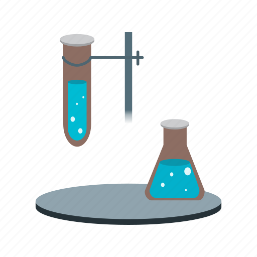lab, laboratory, science, test, tube icon