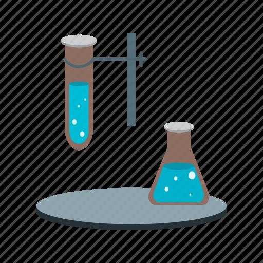 chemistry, lab, laboratory, science, test, tube icon