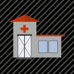 emergency, emergency room, healthcare, hospital, medical icon