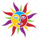 nature, season, summer, sun, sunny, weather icon