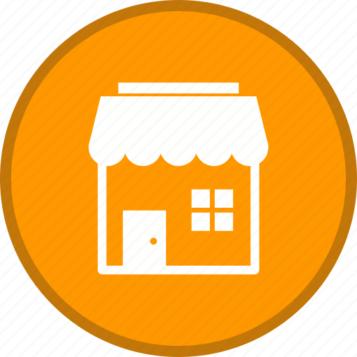 architecture, building, shop, shopping, store icon