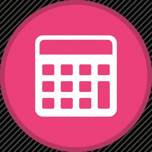 calculate, calculation, calculator, math, mathematics, maths icon