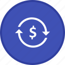 converter, currency, exchange, money, trade icon icon
