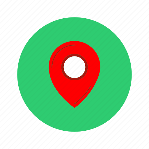 Location, gps, map, navigation icon - Download on Iconfinder