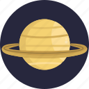 astronomy, saturn, planet, space, science, ring