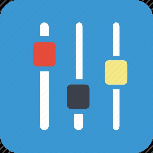 configure, music, set, setting, settings, track icon