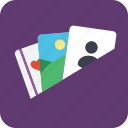 data, files, pass, passbook, passport, pocket icon