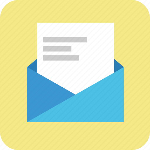 document, documentemail, email, inbox, mail, mailing, read icon