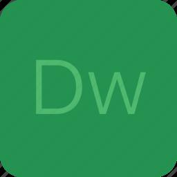 code, coding, css, dreamweaver, html, web, website icon