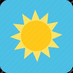 day, light, sun, sunlight, sunny, sunshine icon