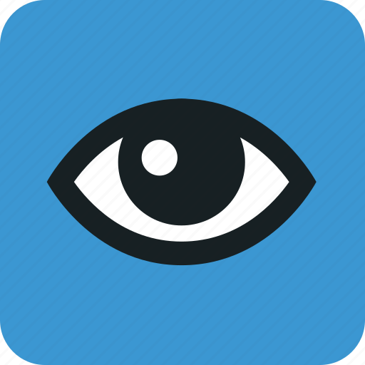 eye, eyes, look, looking, ophthalmologist, pupil, sight icon