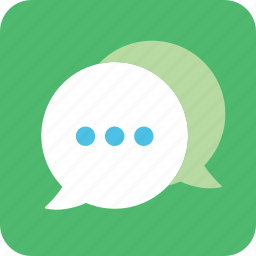 chatting, conversation, messenger, sms, talking, text, texting icon