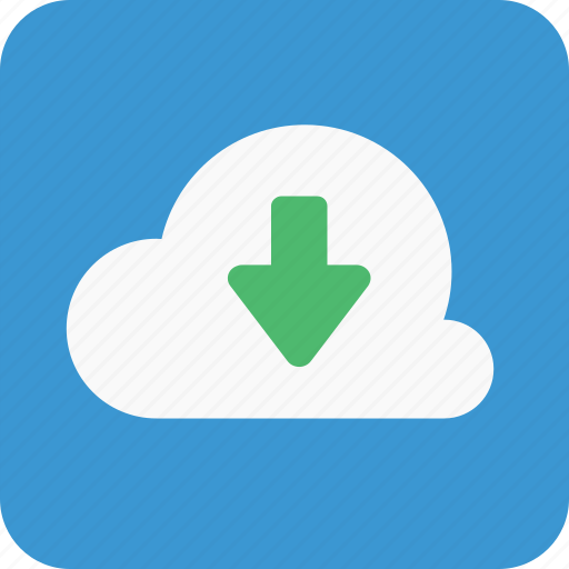 big data, cloud, clouddownload, data, down, download icon