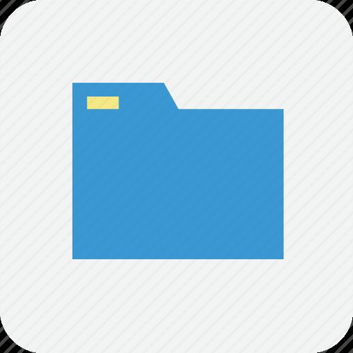 archive, closedfolder, file, filing, folder, storage, store icon