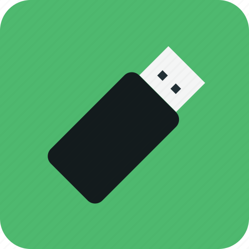 drive, flash, flashdrive, stick, stickdrive, thumbdrive, usb icon