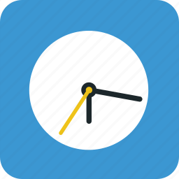 clock, clockwork, hands, time, timing, watch icon