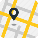 google maps, locate, location, maps, travel icon