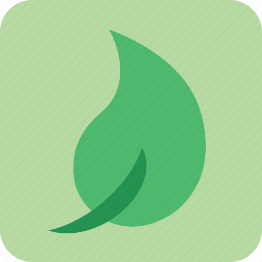 climate, green, greenhouse gas, leave, leaves, tree icon