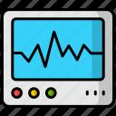 cardiogram, electrocardiogram, heart rate, pulse, heart care, veterinary