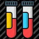 test, tube, test tube, laboratory tool, experiment, flask, glassware