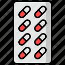 capsule, drugs, medications, medicine, pharmacy, pill