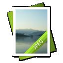 file, jpeg icon
