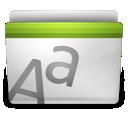 folder, font icon