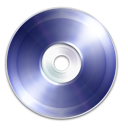 dvd, hd icon