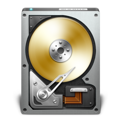 Disk, harddisk, hdd icon | Icon search engine