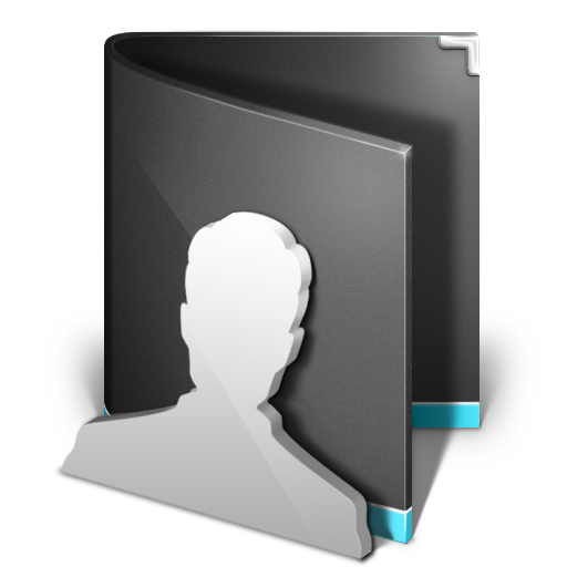 Folder, users icon | Icon search engine