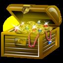 gold, treasure